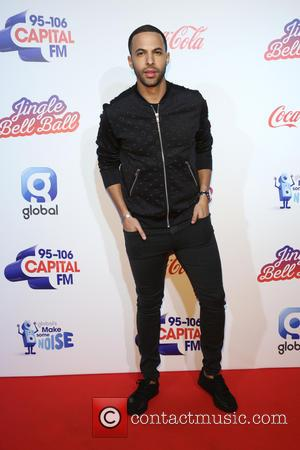 Marvin Humes arrives at The 2016 Jingle Bell Ball held at the O2, London, United Kingdom - Saturday 3rd December...