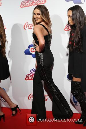 Perrie Edwards arrives at The 2016 Jingle Bell Ball held at the O2, London, United Kingdom - Saturday 3rd December...