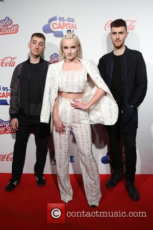 Will Clean Bandit Be This Year's UK Christmas Number One?