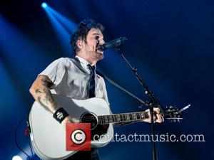 Frank Turner performs live at Usher Hall as part of his UK Tour - Edinburgh, United Kingdom - Saturday 3rd...