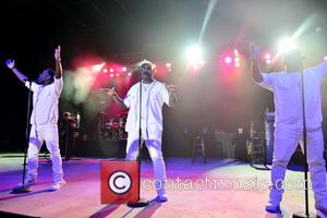 Boyz Ii Men, Shawn Stockman, Nathan Morris and Wanya Morris