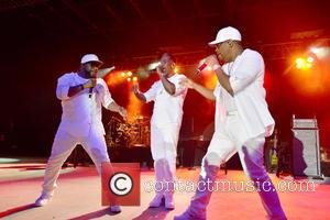Boyz Ii Men, Wanya Morris, Shawn Stockman and Nathan Morris