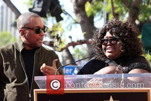 Lee Daniels gets a star on the Hollywood Walk of Fame at Hollywood Blvd - Los Angeles, California, United States...