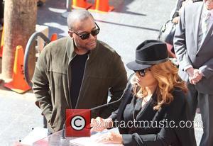 Lee Daniels and Queen Latifah