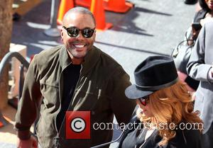 Lee Daniels and Queen Latifah