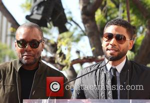 Lee Daniels and Jussie Smollett