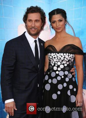 Matthew Mcconaughey Has Been Under A 'Spell' Since Meeting Camila Alves