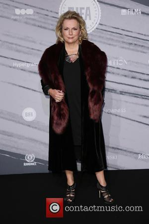 Jennifer Saunders seen at the 2016 British Independent Film Awards - London, United Kingdom - Sunday 4th December 2016