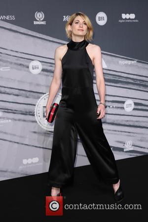 Jodie Whittaker seen at the 2016 British Independent Film Awards - London, United Kingdom - Sunday 4th December 2016