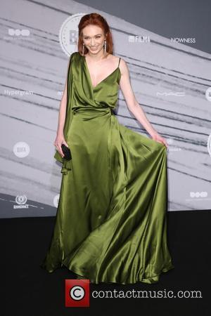 Eleanor Tomlinson seen at the 2016 British Independent Film Awards - London, United Kingdom - Sunday 4th December 2016