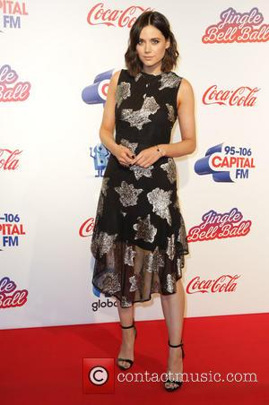 Lilah Parsons seen on the Red Carpet for Capital's 2016 Jingle Bell Ball sponsored by Coca-Cola and held at London's...