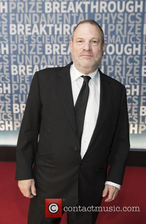 Harvey Weinstein seen on the Red Carpet for the 2017 Breakthrough Prize awards held at NASA Ames Research Center in...