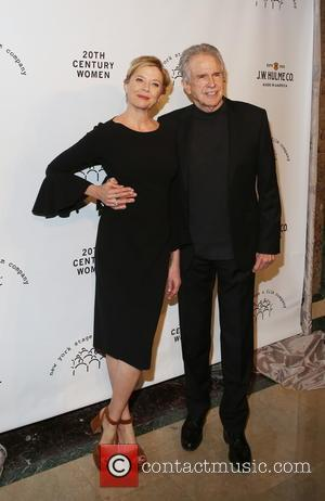 Annette Bening and Warren Beatty seen at the New York Stage and Film Winter Gala, this year the gala honoured...