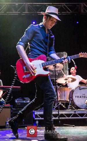 The Fratellis perform live at the O2 Academy, Bournemouth - United Kingdom - Sunday 4th December 2016