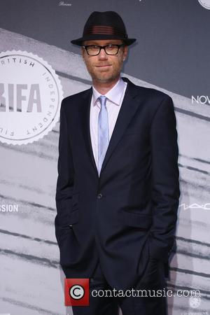 Stephen Merchant seen entering The 2016 British Independent Film Awards - London, United Kingdom - Sunday 4th December 2016