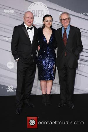 Daniel Johns, Hayley Squires and Ken Loach