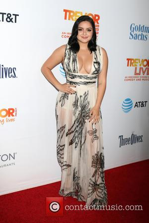 Ariel Winter attending the Trevor Project's 2016 TrevorLIVE LA held at The Beverly Hilton Hotel  - Beverly Hills, California,...