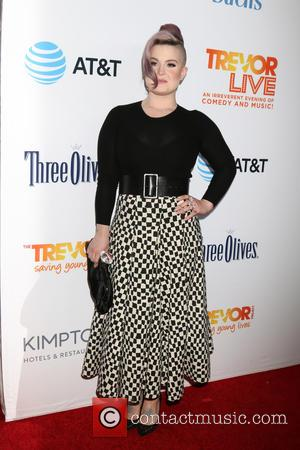 Kelly Osbourne attending the Trevor Project's 2016 TrevorLIVE LA held at The Beverly Hilton Hotel  - Beverly Hills, California,...