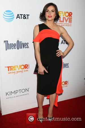 Lana Parrilla attending the Trevor Project's 2016 TrevorLIVE LA held at The Beverly Hilton Hotel  - Beverly Hills, California,...