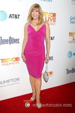 Leeza Gibbons attending the Trevor Project's 2016 TrevorLIVE LA held at The Beverly Hilton Hotel  - Beverly Hills, California,...