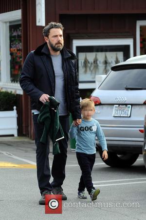 Ben Affleck and Samuel Garner Affleck