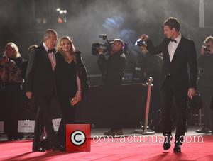 Kate Moss and Mario Testing arrive at the Fashion Awards held at the Royal Albert Hall - London, United Kingdom...