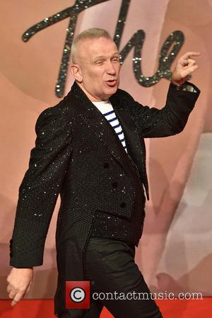 Jean-Paul Gaultier at the 2016 Fashion Awards held at the Royal Albert Hall - London, United Kingdom - Monday 5th...