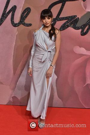 Zara Martin at the 2016 Fashion Awards held at the Royal Albert Hall - London, United Kingdom - Monday 5th...