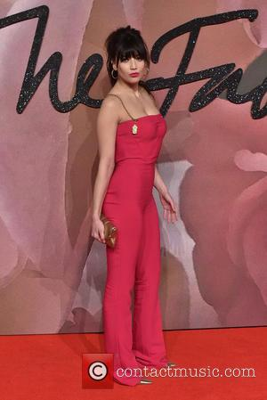 Daisy Lowe at the 2016 Fashion Awards held at the Royal Albert Hall - London, United Kingdom - Monday 5th...