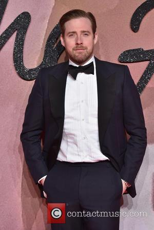 Ricky Wilson at the 2016 Fashion Awards held at the Royal Albert Hall - London, United Kingdom - Monday 5th...