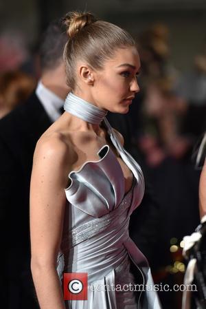 Gigi Hadid at the 2016 Fashion Awards held at the Royal Albert Hall - London, United Kingdom - Monday 5th...