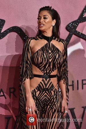 Nicole Scherzinger at the 2016 Fashion Awards held at the Royal Albert Hall - London, United Kingdom - Monday 5th...