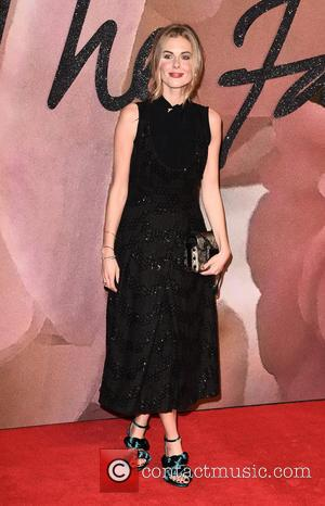 Donna Air at The Fashion Awards 2016 held at the Royal Albert Hall - London, United Kingdom - Monday 5th...