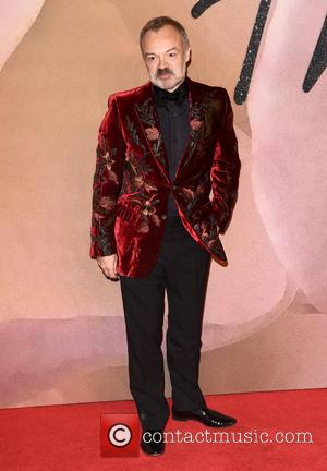 Graham Norton at The Fashion Awards 2016 held at the Royal Albert Hall - London, United Kingdom - Monday 5th...