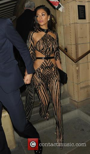 Nicole Scherzinger at The Fashion Awards 2016 held at the Royal Albert Hall - London, United Kingdom - Monday 5th...