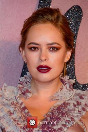 Tanya Burr seen at The 2016 Fashion Awards held at The Royal Albert Hall, London, United Kingdom - Monday 5th...