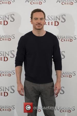 Michael Fassbender attends a photocall for 'Assassin's Creed' held at the VillaMagna hotel - Madrid, Spain - Wednesday 7th December...