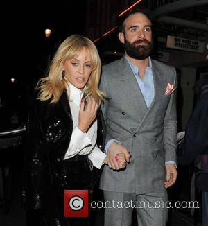 Kylie Minogue Will Take Fiance Joshua Sasse's Surname When They Wed