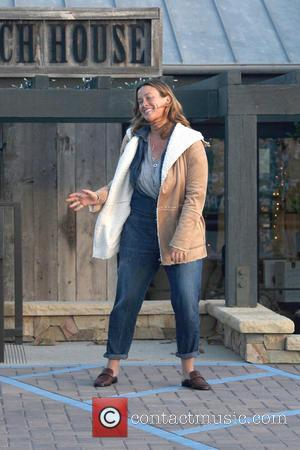 Musician Alanis Morissette out and about in Malibu, California, United States - Thursday 8th December 2016