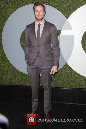Armie Hammer at the 2016 GQ Men of the Year Party held at Chateau Marmont, Los Angeles, California, United States...