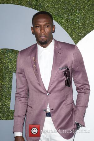Usain Bolt at the 2016 GQ Men of the Year Party held at Chateau Marmont, Los Angeles, California, United States...