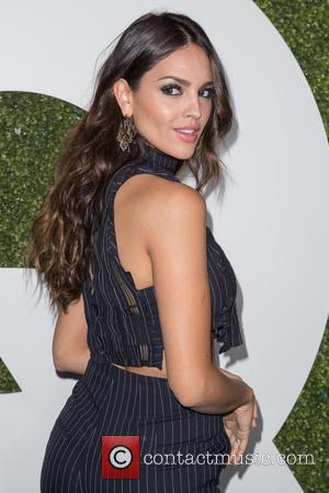 Eiza Gonzalez at the 2016 GQ Men of the Year Party held at Chateau Marmont, Los Angeles, California, United States...