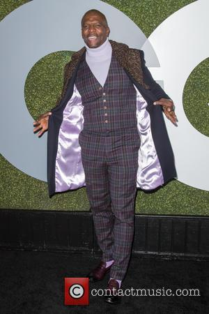 Terry Crews at the 2016 GQ Men of the Year Party held at Chateau Marmont, Los Angeles, California, United States...