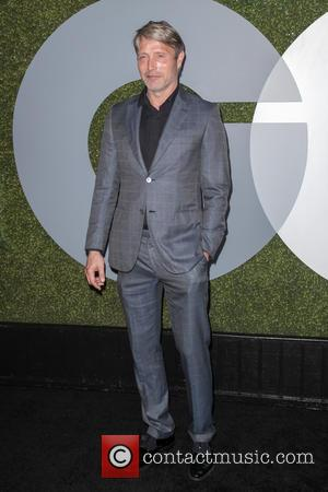 Mads Mikkelsen at the 2016 GQ Men of the Year Party held at Chateau Marmont, Los Angeles, California, United States...
