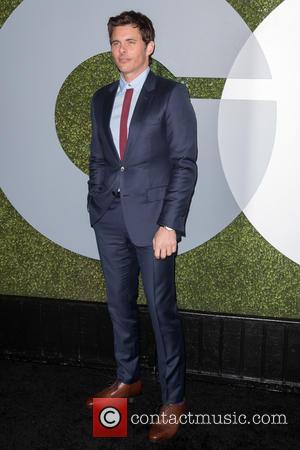 James Marsden at the 2016 GQ Men of the Year Party held at Chateau Marmont, Los Angeles, California, United States...