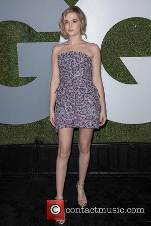 Zoey Deutch at the 2016 GQ Men of the Year Party held at Chateau Marmont, Los Angeles, California, United States...