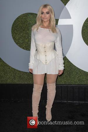 Bebe Rexha at the 2016 GQ Men of the Year Party held at Chateau Marmont, Los Angeles, California, United States...