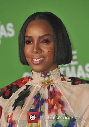 Kelly Rowland at the Premiere of Paramount Pictures' 'Office Christmas Party' held at Regency Village Theatre, Westwood, California, United States...