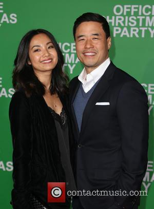 Randall Park and Jae Suh Park