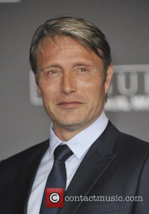 Mads Mikkelsen at the World premiere of 'Rogue One: A Star Wars Story' held at Pantages Theatre, Los Angeles, California,...